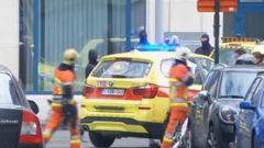Záchranáři Brusel