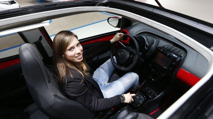 Olympijská vítězka Samková bude tváří nového auta z Kolína