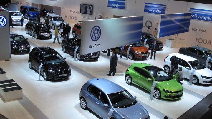 Prodej aut v USA v říjnu stoupl, odbyt zvýšil i Volkswagen