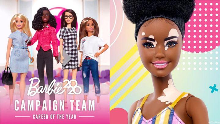Instagram Barbie