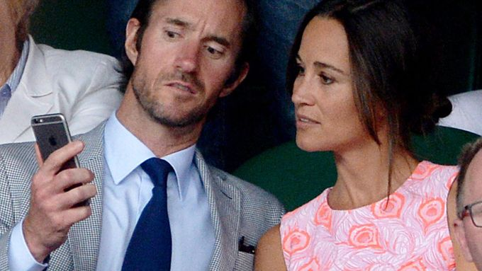 James Matthews a Pippa Middleton