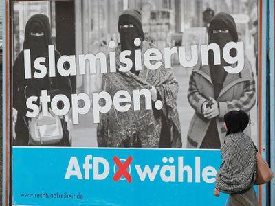 Islám v Sasku nechceme.Šokující výsledek německých voleb u českých hranic