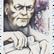 Geniální chemik Holý dostane vlastní známku. Na pozadí je virus HIV, který porazil