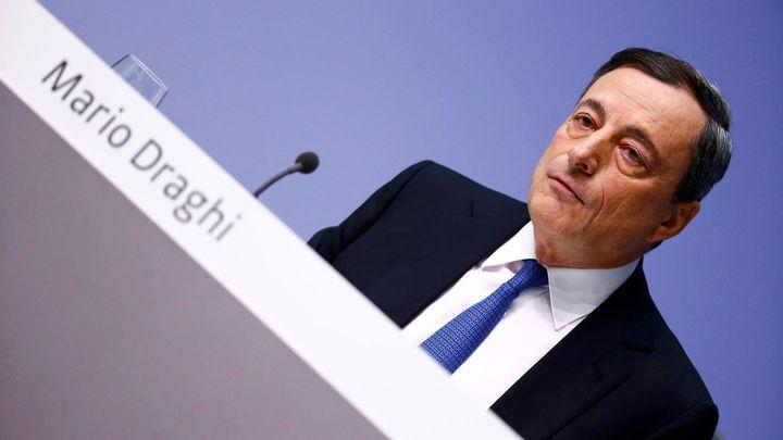 Online: Draghi trhy nezklamal. Akcie rostou, euro padá
