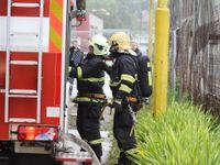Bouřky v Česku: Hasiči evakuovali stovky dětí, voda vytopila sklepy