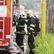 V Litvínově na Mostecku hoří hala u skládky, škoda bude přesahovat 100 milionů