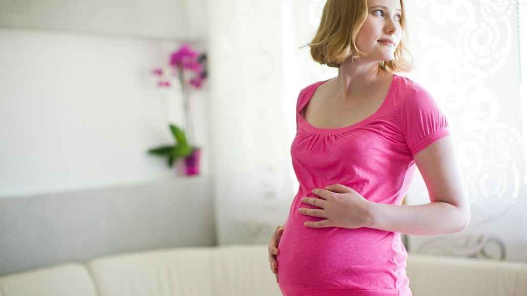 těhotná maminka má sex