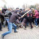 Rozhovor: Na ulicích  v Charkově zůstávají ležet zbití lidé