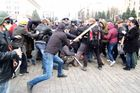 """We are terrorized by thugs from Russia"": Kharkiv resident"
