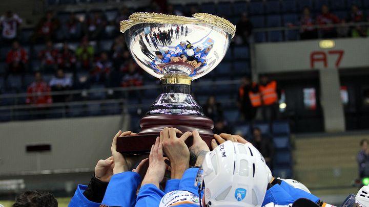 Foto: Česká extraliga musela smeknout. Premiérový All Star Cup ovládli domácí Slováci