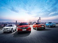 Škoda Auto představuje v Číně už čtvrté SUV. Novinkou je obří Kodiaq kupé
