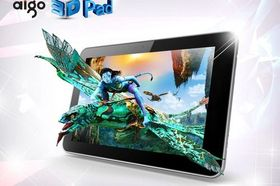 3D tablet s Ice Cream Sandwichem je na dohled