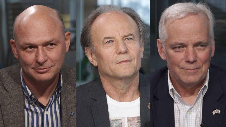 DVTV 14. 5. 2018: Pavel Majer; Thomas Creal; Jaroslav Spurný