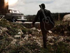 Johnny Cash & Ford F-1 Pick Up (1948), série Little Reality, Dereck Hard