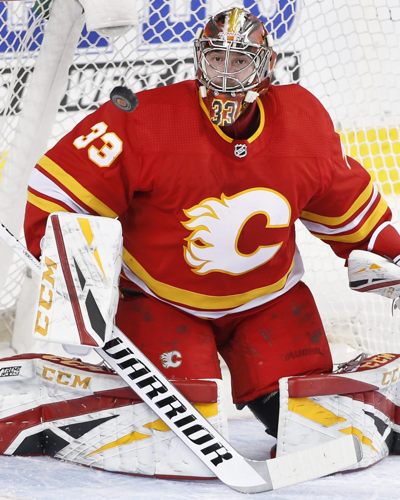 NHL 2018/19, Calgary Flames, David Rittich