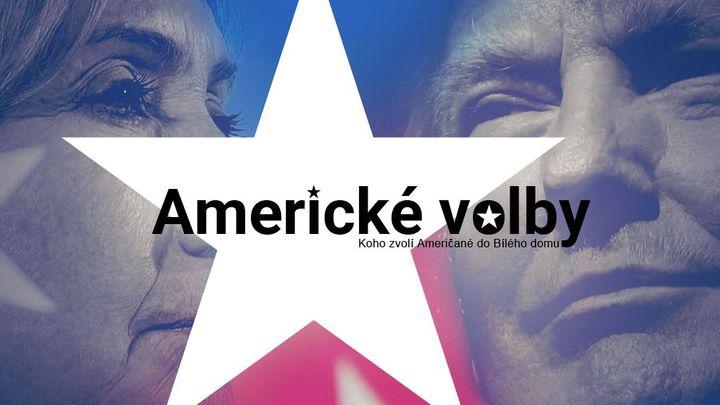 Jak by teď dopadly volby v USA? Trump vygumoval náskok Clintonové. Její výhra visí na třech hlasech