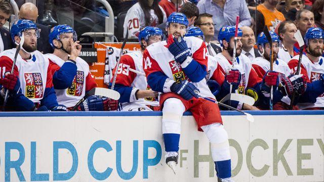 c16620c09 Místo překvapení krutý debakl. Čeští hokejisté proti Kanadě ...