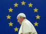 Papež léčí Evropu: Posvátný je člověk, ne peníze, ekonomie