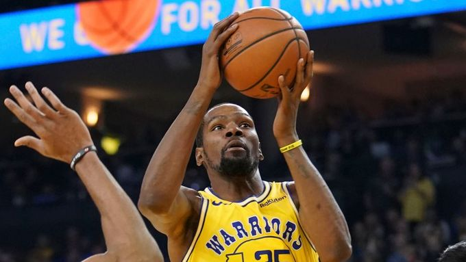 Kevin Durant (Golden State Warriors vs. Milwaukee Bucks)