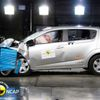 Crash testy, Chevrolet Aveo