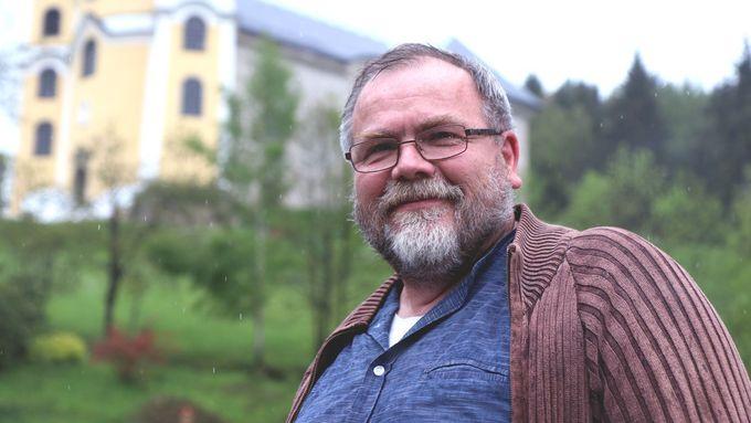 Kněz z Neratova Josef Suchár