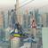 Video: Nejdelší jízda po laně mezi mrakodrapy. Adrenalinovou dráhu si vyzkoušel i princ