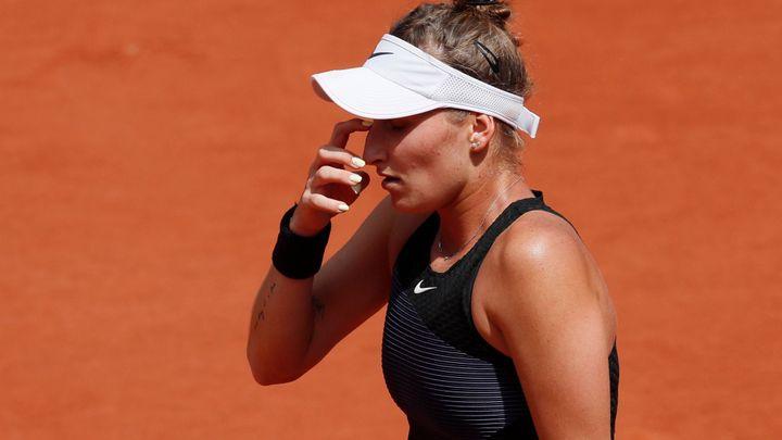 Vondroušová - Badosaová 4:6, 6:3, 2:6. Češka končí v osmifinále French Open; Zdroj foto: Reuters