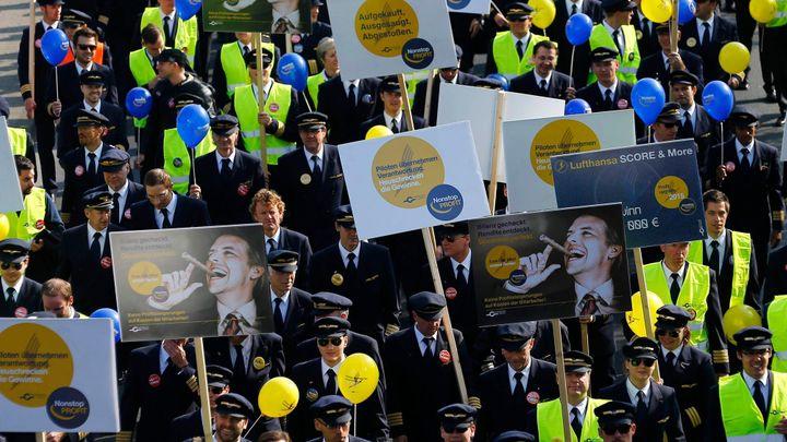 Další stávka v Lufthanse, ruší se lety Praha - Frankfurt