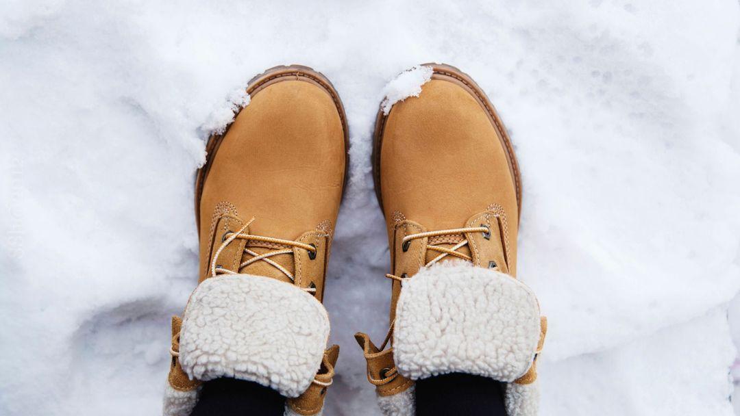 Jak v zimě nejlépe chránit své boty i nohy  - Žena.cz - magazín pro ženy 098b0d0595