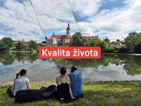 Kde se v Česku nejlépe žije? Projděte si velké porovnání více než 200 měst