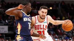 basketbal, NBA 2019/2020, Tomáš Satoranský, Chicago Bulls