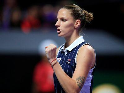 Plíšková může být hráčkou roku. Na prestižní ocenění WTA kandidují i další dvě Češky
