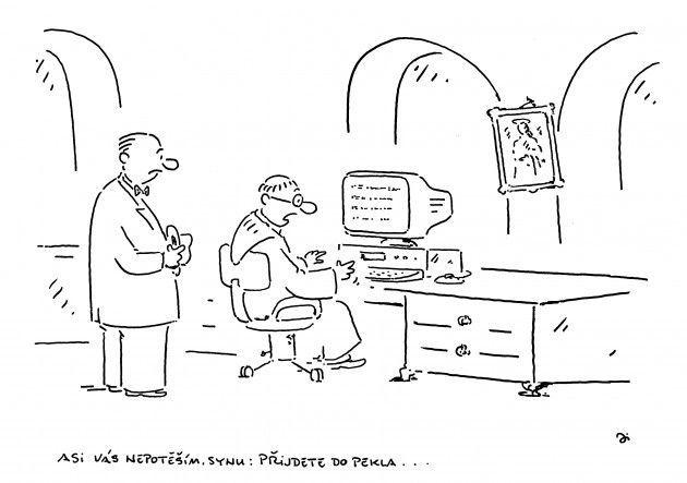 Obrazem: Připomeňte si dílo legendárního kreslíře