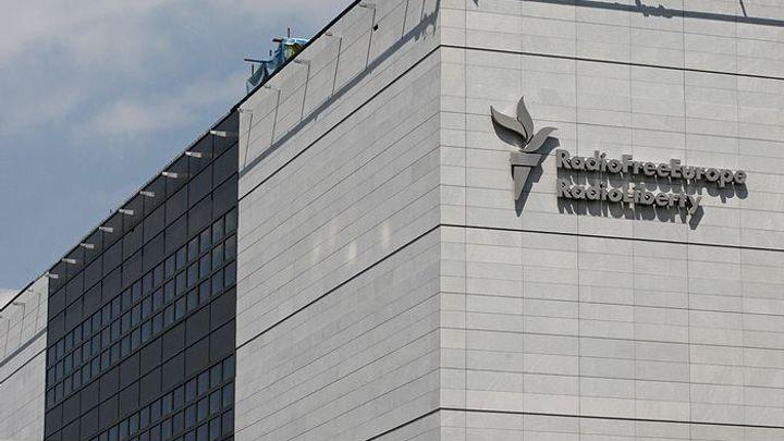 Bývalý majitel budovy Rádia Svobodná Evropa hlásí úpadek