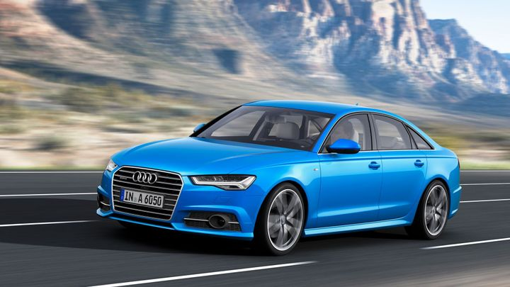 Audi A6 podstoupilo modernizaci. Týká se hlavně motorů