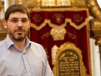 Antisemitismus v Prostějově vyvolaly lži. Na Slovensku je situace horší, říká předseda židovské obce