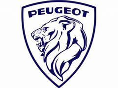 1960 Peugeot logo. The new one resembles it in many ways.