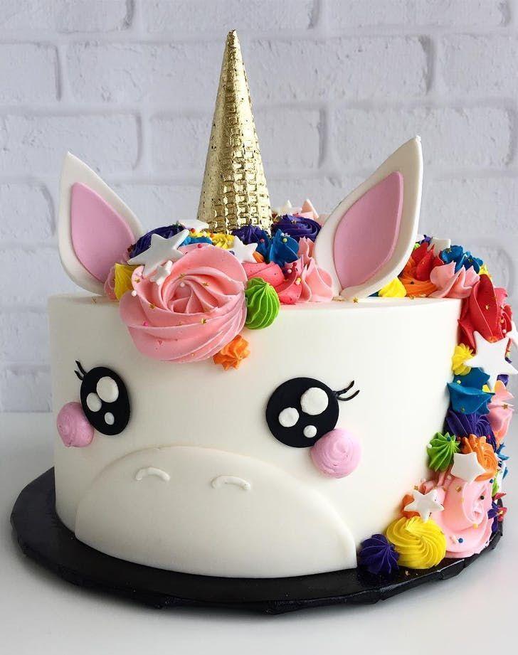 jak m ou takov dorty ve tvaru jednoro ce vypadat   ena