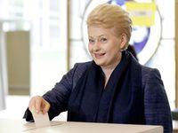 Moskva si nacvičuje útok na Západ, řekla v OSN litevská prezidentka. Ruští diplomaté opustili sál