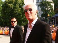 Foto: Richard Gere převzal cenu. Karlovy Vary ožily filmem