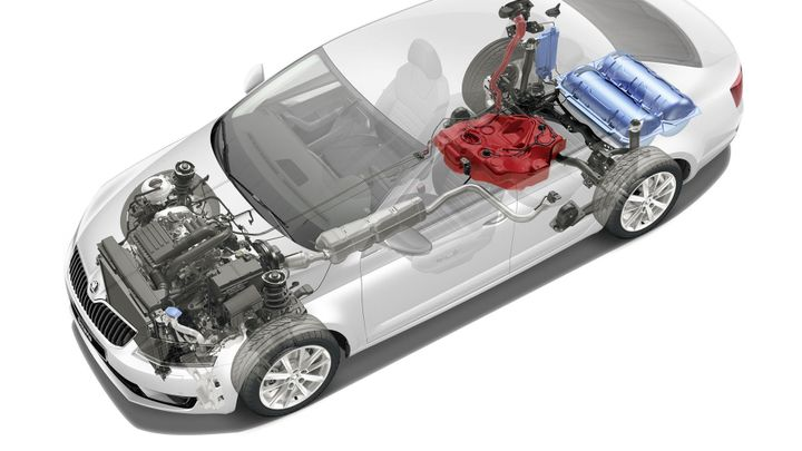 Zájem o auta na CNG roste, pomáhá i výrazně nižší daň