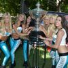 Grid girls - UFD Girls, IndyCar