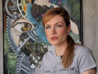 Bývalá královna biatlonu Gabriela Soukalová se stala maminkou. S partnerem se radují z narození dcery.