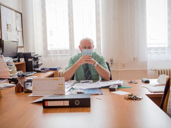 Ředitel Základní školy v Polné Zdeněk Dvořák. Podle něj je důležité proces s Hilsnerem obnovit, aby se narovnala historická křivda a bylo možné se z ní poučit.