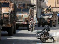 Ruská vojenská policie překročila Eufrat, začala hlídkovat v severní Sýrii