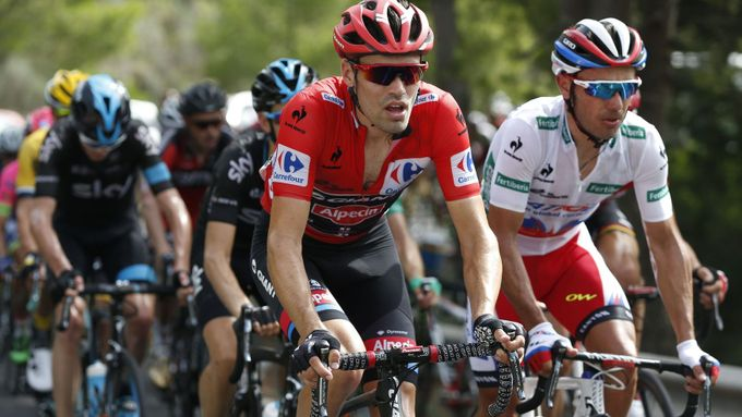 Tom Dumoulin na Vueltě 2015