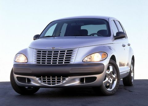 Chrysler PT Cruiser (2006-2008)