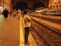 U budapešťského nádraží panuje napětí, běženci chtějí pryč