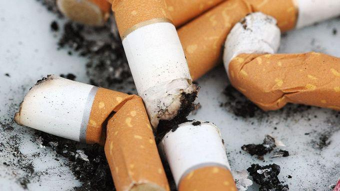 Kouření danni cole