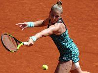 Kristýna Plíšková v Norimberku vyřadila nasazenou dvojku, Šafářové vyšel comeback